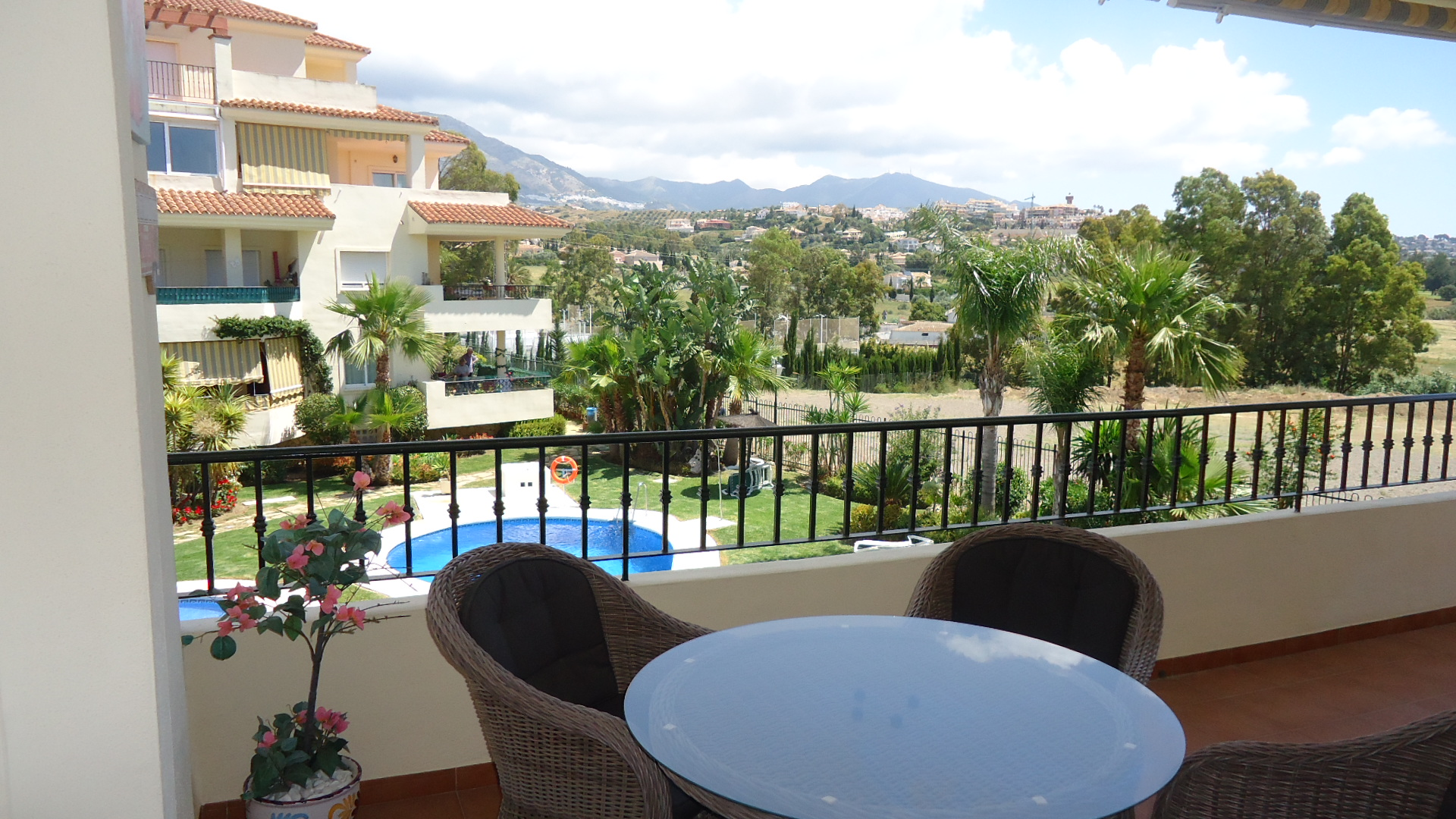 REF.: 90518 – La Cala Hills impecable piso 2 dorm. 2 baños – La Cala Hills impeccable flat 2 bedrooms 2 baths