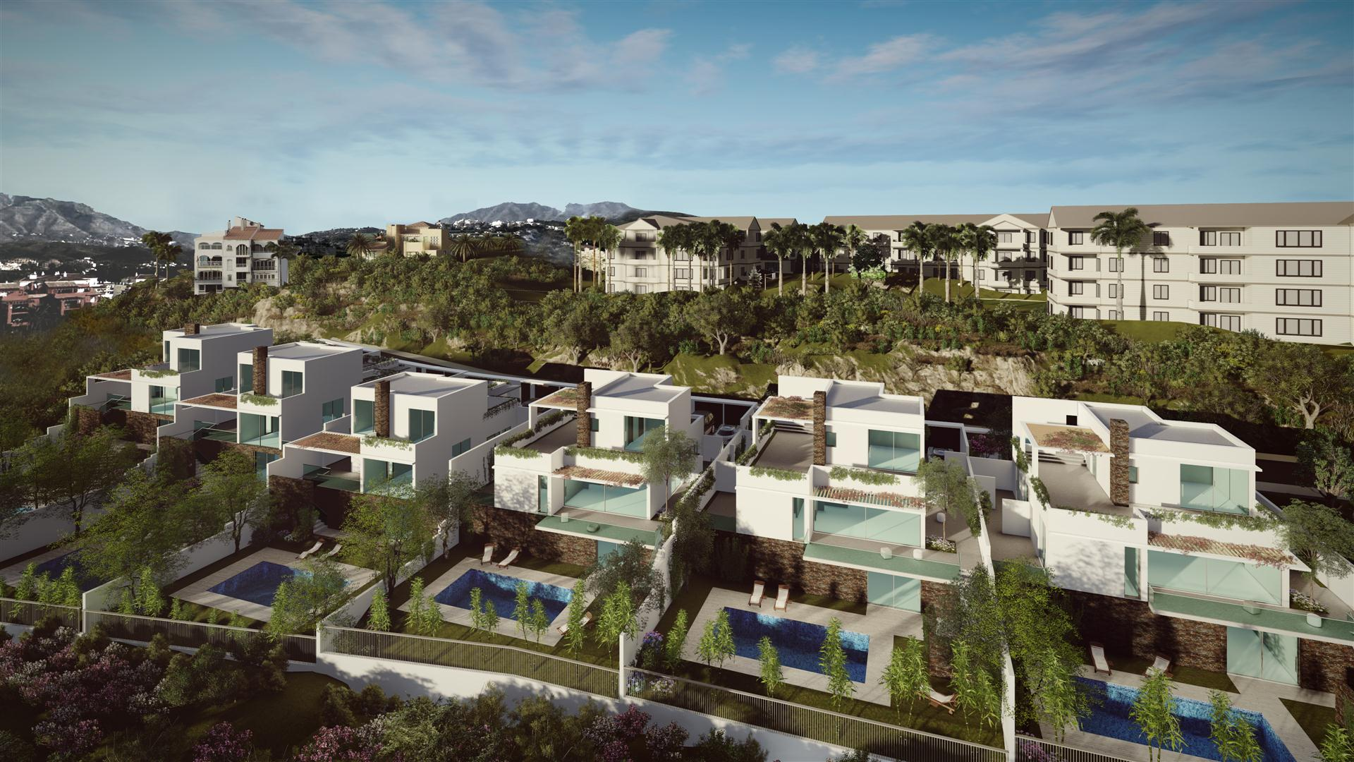 La Cala Hills Royal Golf Villas